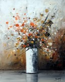 Carpe Diem flowers - Tableau en vente